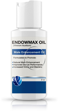 Endowmax Oil - Male Sexual Health