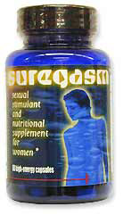 Suregasm - female enhancement pills